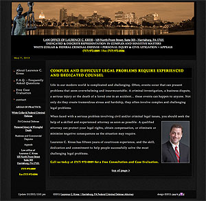 Laurence C. Kress - Harrisburg PA Federal Criminal Defense Attorney